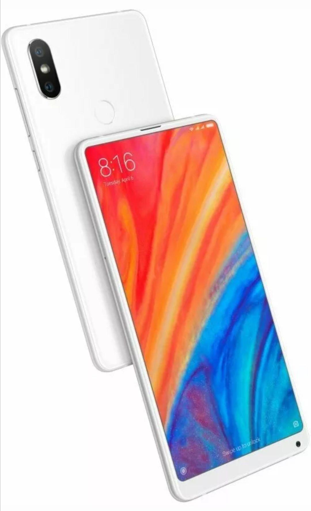 Xiaomi Mi Mix 2S 5.99 6GB 64GB Dual Sim Smartphone - White £165.94 @ Ebuyer Ebay