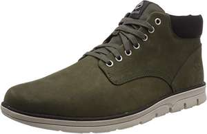 Timberland Men's Bradstreet Leather Sensorflex Chukka Shoes now from £60 delivered at Amazon