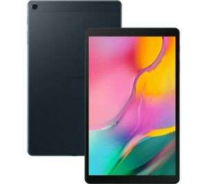 """SAMSUNG Galaxy Tab A 10.1"""" Tablet (2019) 32 GB BLK (Opened-Never Used) for £120.84 With Code @ currys_clearance/eBay"""