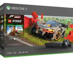 New Other MICROSOFT Xbox One X with Forza Horizon 4 & LEGO Speed Champions £204.51 (Apple Watch S5 £377 Cellular) @ Currys Clearance