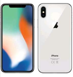 """NEW Apple iPhone X 4G 5.8"""" Smartphone 3GB RAM 64GB Unlocked Sim-Free - Silver £474.99 delivered using code @ Cheapest_Electrical Ebay"""