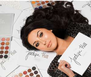 Morphe The Jaclyn Hill Eyeshadow Palette Now £29.23 with code plus Free £5 Amazon voucher see description @ Look Fantastic