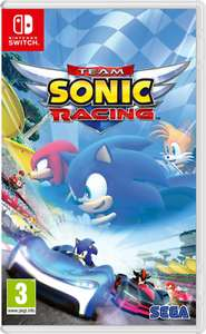 Pre-owned Team Sonic Racing (Switch) - £20.78 delivered with code @ Music Magpie eBay
