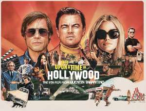 Once upon a time in Hollywood rental £1.99 @ Apple