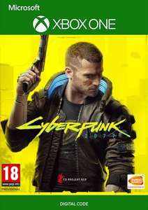 Cyberpunk 2077 Digital Code - Xbox One & Xbox Series X for £42.99 @ cdkeys