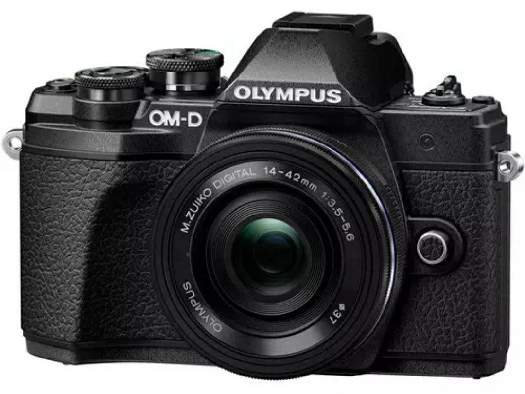 Olympus OM-D E-M10 Mark III Digital Camera with 14-42mm EZ Lens - Black £384 w/code @ Camera Centre UK eBay