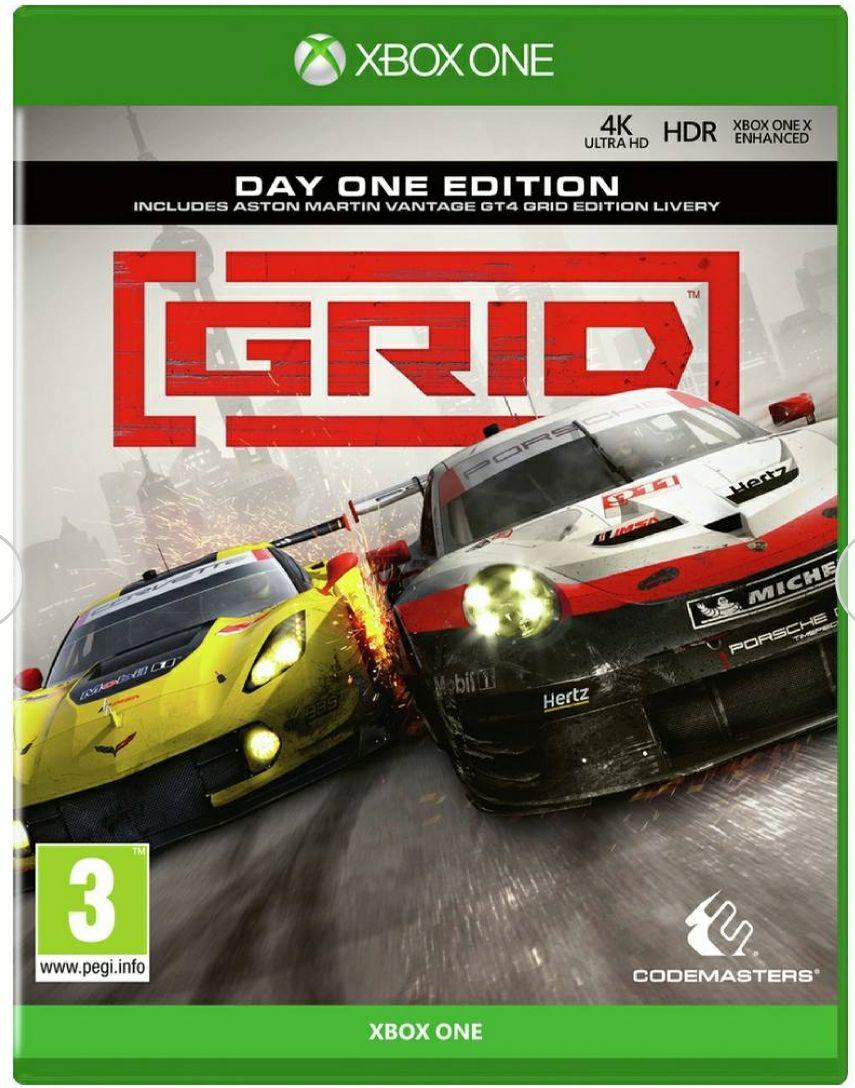 Grid Day One Edition £20.99 Argos