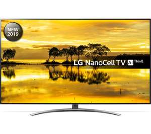 "LG 55SM9010PLA 55"" Smart 4K Ultra HD HDR LED TV with Google Assistant - £750 instore @ Richer Sounds (Glasgow)"