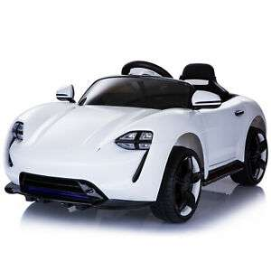 NEW 2020 Porsche Taycan Electric Powered Sports Car, Remote Control £62.39 @ ebay 2011homcom (Aosom UK)