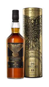 Mortlach 15 Year Old Single Malt Scotch Whisky 70cl, Six Kingdoms Game of Thrones Limited Edition £66.99 Amazon