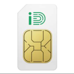 1GB 4G Data (Data Rollover) - 500 Minutes & Unlimited Texts - 30 Days Sim - £5 Monthly @ iD Mobile (uSwitch Exclusive)