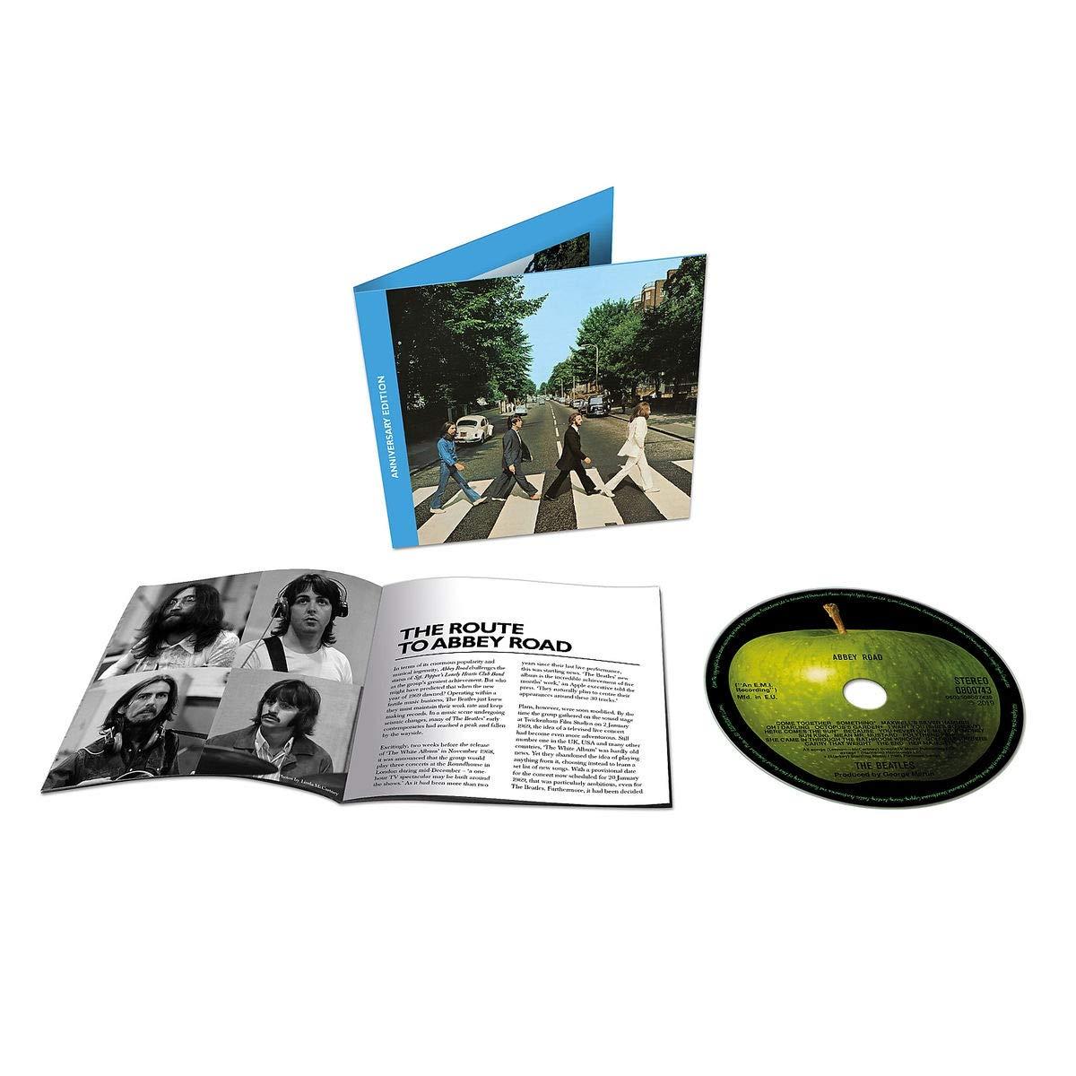 Abbey Road (50th Anniversary) 50th Anniversary Edition £6.99 @ Amazon Prime / £9.98 Non Prime