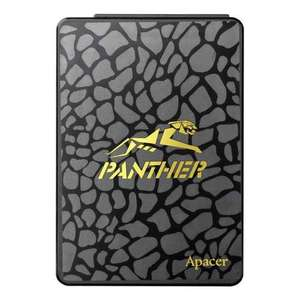 Apacer Panther AS340 2.5'' 7mm SATA III Internal Solid State Drive SSD - 220GB £23.49 @ 7day shop