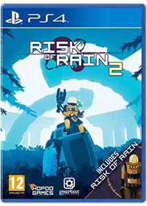 Risk Of Rain 2 - Inc. Risk of Rain 1 (PS4) £17.85 Delivered @ Base