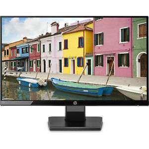 "HP 22W 21.5"" Full HD IPS LED Monitor Aspect Ratio 16:9, 5ms Response Time, Black Manufacturer refurbished - £47.99 @ laptopoutletdirect eBay"