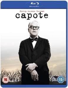 Capote [Blu-ray] £2.99 prime / £5.98 non prime @ Amazon