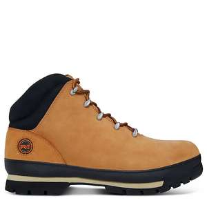 Timberland up to 50% Off Sale + 20% Off + 10% Off Code Stack + Free Delivery e.g Men's Pro Splitrock Worker Boot Now £55.08 delivered