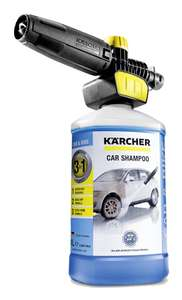Karcher Connect and Clean Ultra Foam Kit - 1L £14 Wickes