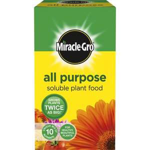 Miracle-Gro All Purpose Soluble Plant Food 1kg @ Poundland (Preston) - £3