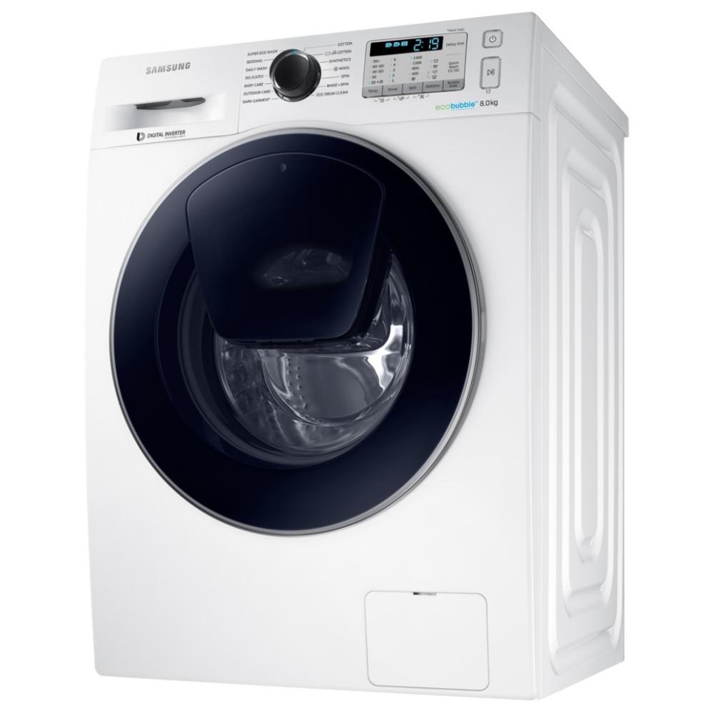 Samsung WW80K5413UW 8KG 1400RPM AddWash™ Washing Machine £314 with code @ Crampton&Moore ebay