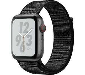 As New Apple Watch Series 4 Nike+ CELLULAR -Various Colours with Nike Sports Band 44 mm £299.99 @ Tech Wholesale Uk Ebay