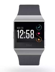 Fitbit - 'Fitbit Ionic' smart watch Blue Grey/White £238 at Debenhams