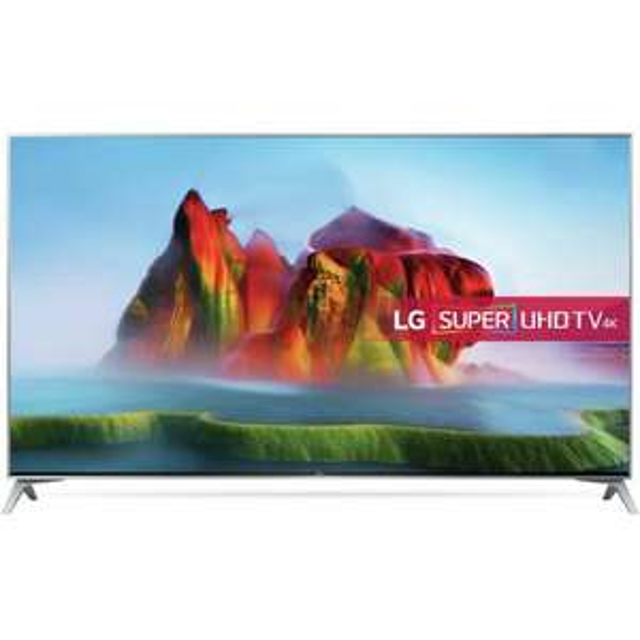 LG 49SJ800V 49 Inch 4K Ultra HD HDR Freeview Play WiFi LED Smart TV - Silver £355.99 at Argos Ebay