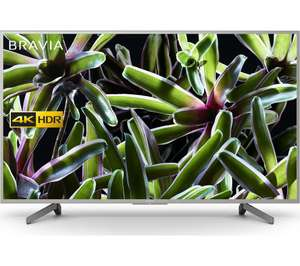 "SONY KD55XG7073SU 55"" Smart 4K Ultra HD HDR LED TV £444 @ Cramptonandmoore eBay"