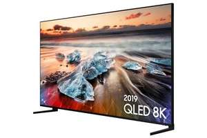 """Samsung QE55Q950R 55"""" 8K QLED TV With HDR / 5 Year Warranty £1,999 Delivered @ Box"""