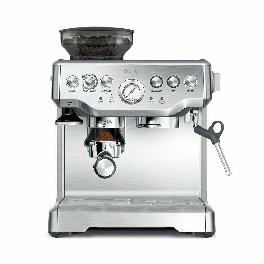 USED Good condition Sage Barista Express Espresso Maker Coffee Machine £187.99 at xsitems_ltd eBay