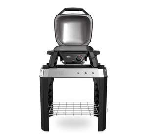 Weber pulse 1000 Electric BBQ Grill with Stand, Black £299.74 @ Amazon