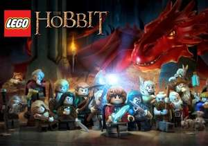 LEGO: The Hobbit (Steam PC) 3p with Code @ Gamivo