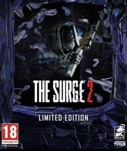 The Surge 2 Limited Edition (Xbox One / PS4) £21.85 @ Simply Games