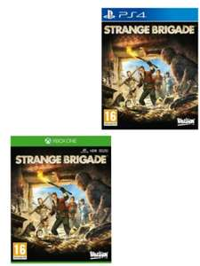 [Xbox One/PS4] Strange Brigade - £6.99 delivered @ Boss Deals / ebay