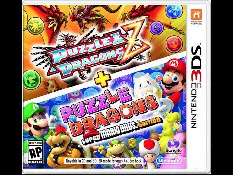 Puzzle & Dragons Z + Puzzle & Dragons Super Mario Bros. Edition [Nintendo 3DS/2DS] £4.99 delivered @ Boss Deals/ebay