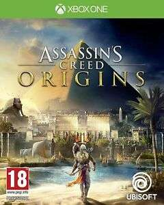 Assassins Creed: Origins (Xbox One) for £9.99 Delivered @ bossdeals / eBay