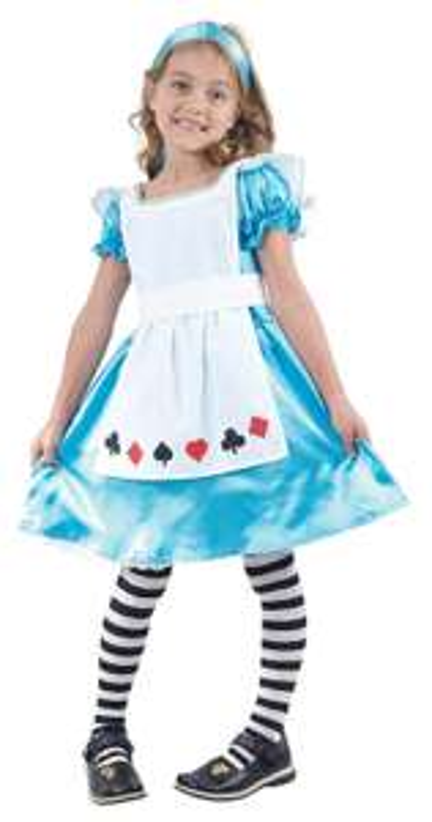 World book day costume (Alice in Wonderland) from £9.98 @ paperumbrellafancydress Ebay