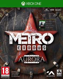 Metro Exodus Aurora Limited Edition for Xbox One (Like New) £14.95 @ The Game Collection