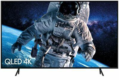 "Samsung QE43Q60R (2019) QLED HDR 4K Ultra HD Smart TV, 43"" with TVPlus/Freesat HD & Apple TV App- £424 (with code) @ eBay / cramptonandmoore"