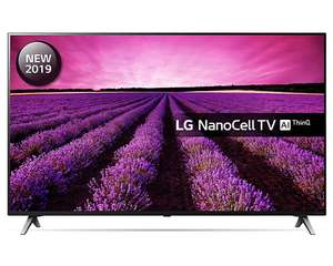 "LG 49SM8500PLA 49"" NanoCell 4K TV - £504 delivered with code at CramptonAndMoore / eBay"