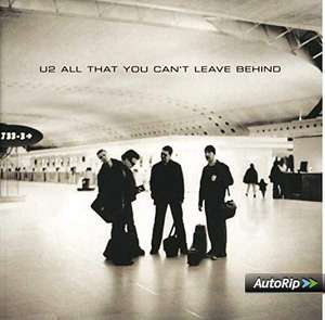 U2 All That You Can't Leave Behind (vinyl) £11.99 Amazon Prime or £14.98 non Prime