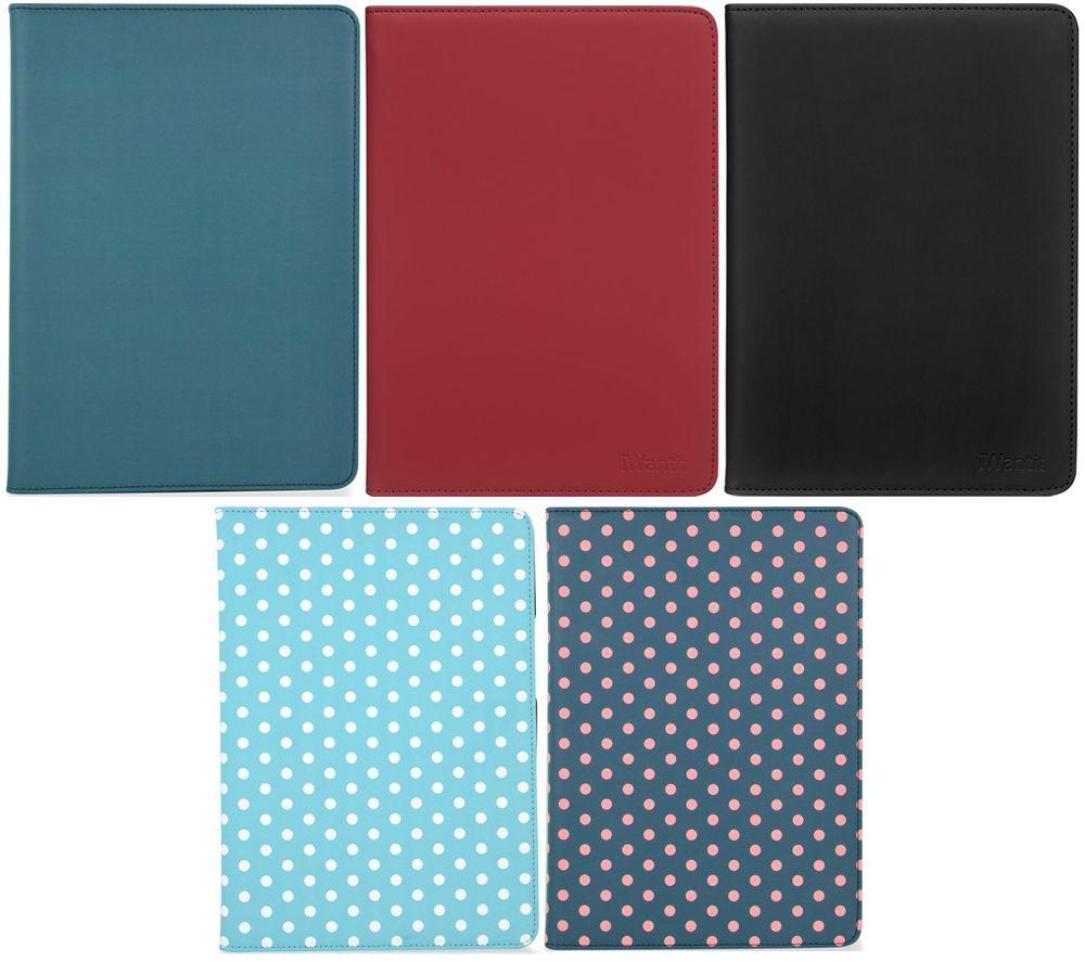 "GOJI 9.7"" iPad Smart Cover Bundle £4 @ Currys"