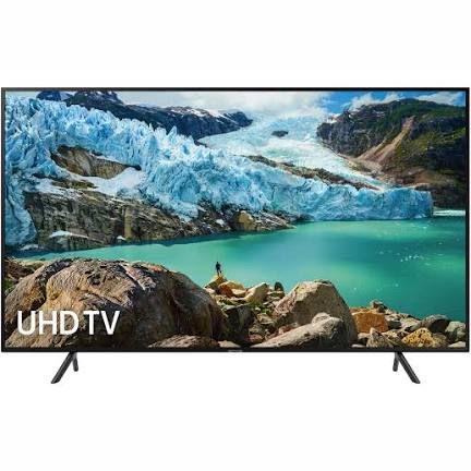 "Samsung UE50RU7100KX 50"" 4K Ultra HD HDR Smart TV with Apple TV App For £334 (Using Code) @ Ebay/Hughesdirect"
