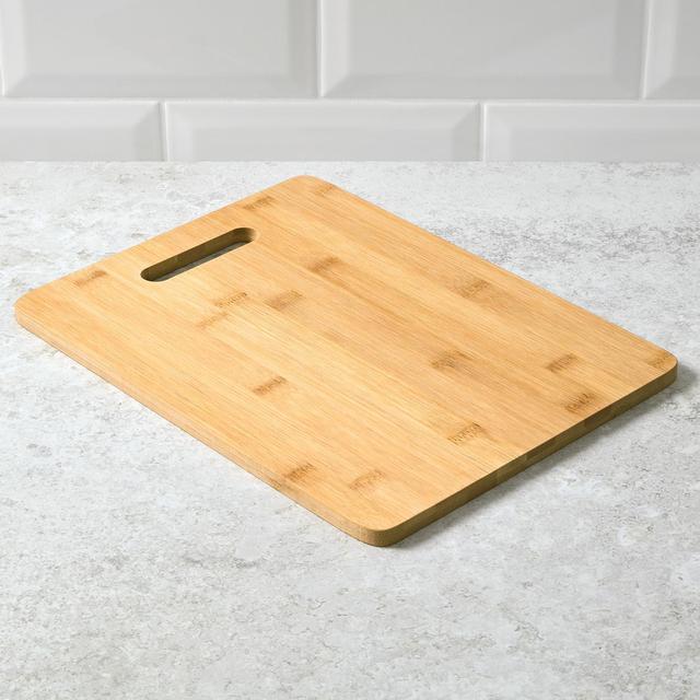 Morrisons - Bamboo Chopping Board 30.5cm x 23cm £2.50 @ Morrisons