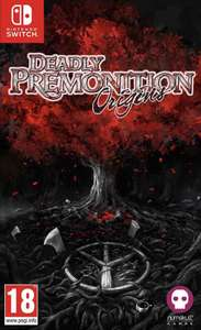 Deadly Premonition: Origins (Nintendo Switch) £24.94 using code (NEW?) @ Musicmagpie via eBay