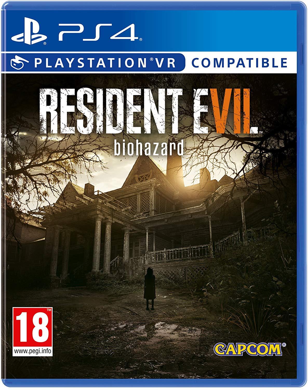 Resident Evil 7 Biohazard PS4 VR Compatible £9.99 @ Base