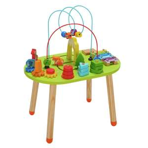 Chad Valley Wooden Activity Table £20 @ Argos
