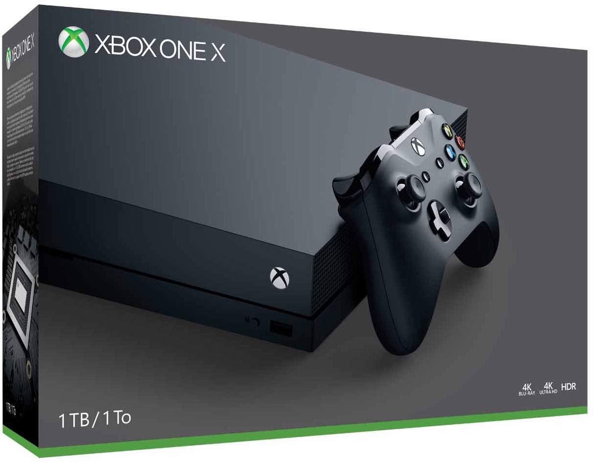Xbox One X 1TB £232.99 Grade A Refurbished @ eBay / Argos