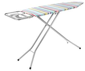 Argos Home 120 x 38cm Extra Wide Ironing Board - Striped for £13 @ Argos (free click and collect)