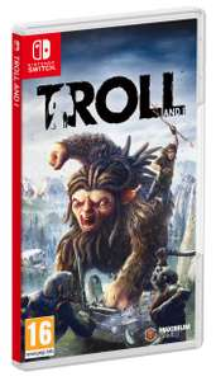 Troll and I (Nintendo Switch) £10.27 Prime / +£2.99 non Prime @ Amazon